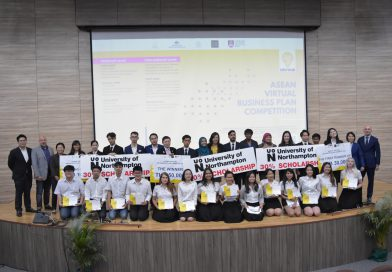 Asean Virtual Business Plan Competition รอบ Final